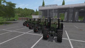 Fendt 926 Favorit fs17