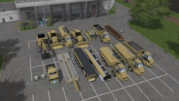 FS17 CATPACK V1 REVISED