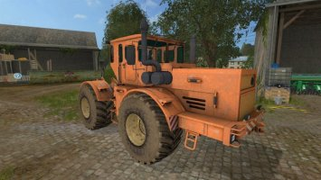 Kirovets K-700A Sleeping area FS17