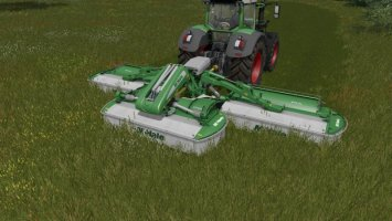 MCHALE AND KRONE MOWER PACK V1.0.0.1 FS17