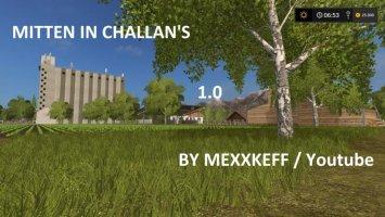 Mitten in Challan