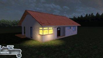 Modern house v1.1 FS17