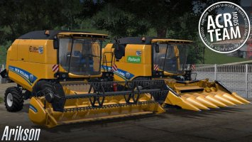 NEW HOLLAND TC5 FS17