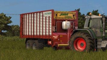 Pöttinger Jumbo Combiline 2 FS17