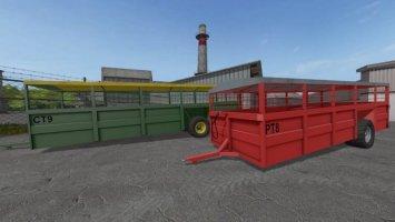 Richard Western Livestock Transporters v1.0.2 FS17