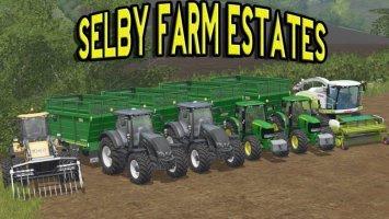 SELBY FARM ESTATES V3.5 edit FS17