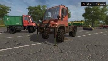 Unimog U400 FS17