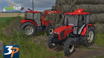 Zetor 5341 FS17