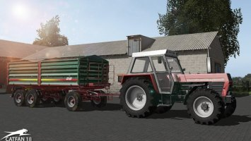 Zetor Crystal 12045 MR FS17