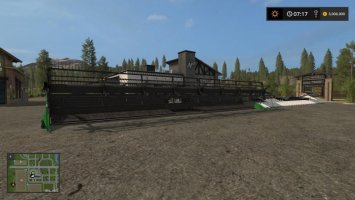 60 foot cutter pack with trailer FS17