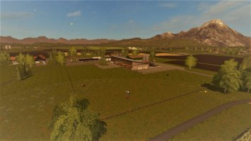 Agriculture Map FS17