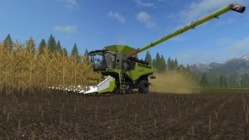 Claas Conspeed FS17