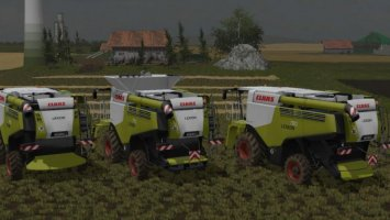 Claas Lexion 700 new FS17
