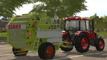 Claas Rollant 44s FS17