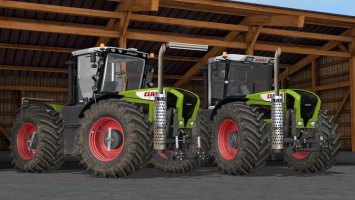 Claas Xerion 3300/380 v1.0 FS17