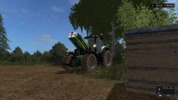 Deutz Fahr Agrotron 6190 TTV v3.0 FS17