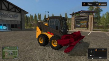FDR CHIPPER FS17