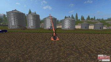 Grain bins FS17