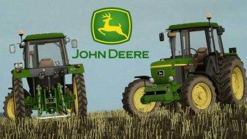 John Deere 3x50 Series - edit