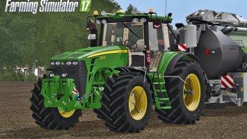 John Deere 8030 Serie v4