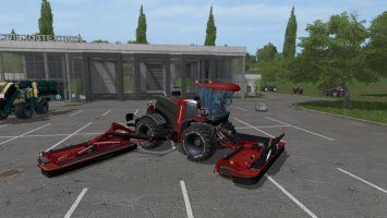 Krone Big M500 pack v3.0 FS17