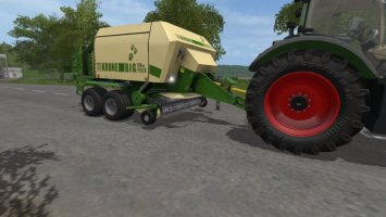Krone Big Pack 120-80 FS17