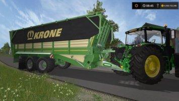 Krone TX 560 Dynamic hose