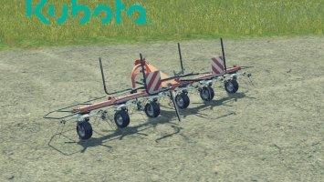 Kubota TE6568