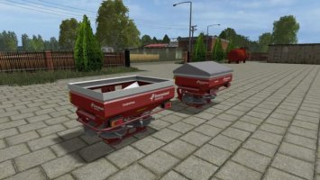 Kverneland Exacta EL with cover FS17