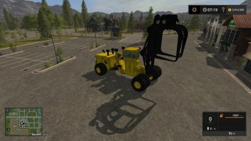 LETOURNEAU LOG LOADER FS17