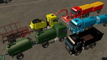 MAN TGS 18.440 PACK V2.2 FS17