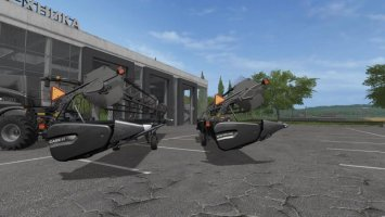 NEW HOLLAND CASE SUPER FLEX DRAPER 45FT V2.0 FS17