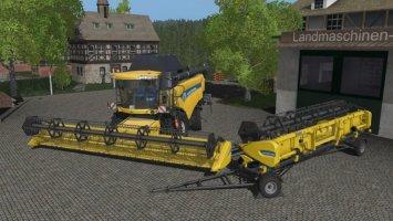 NEW HOLLAND CX 8000 FS17
