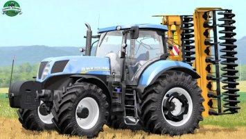 New Holland T7 Series FS17