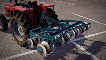 RANSOMES Disc 9Ft