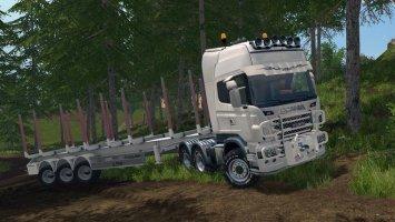 Scania R730 v1.0.2 Final FS17