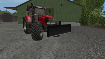 Selfmade frontblade FS17