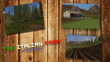 The Italian Farm update v1.1 FS17