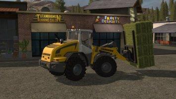 Wheelloader Balefork FS17