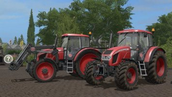 Zetor Forterra HD MR FS17