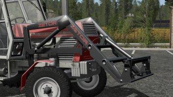 Zetor FrontLoader FS17