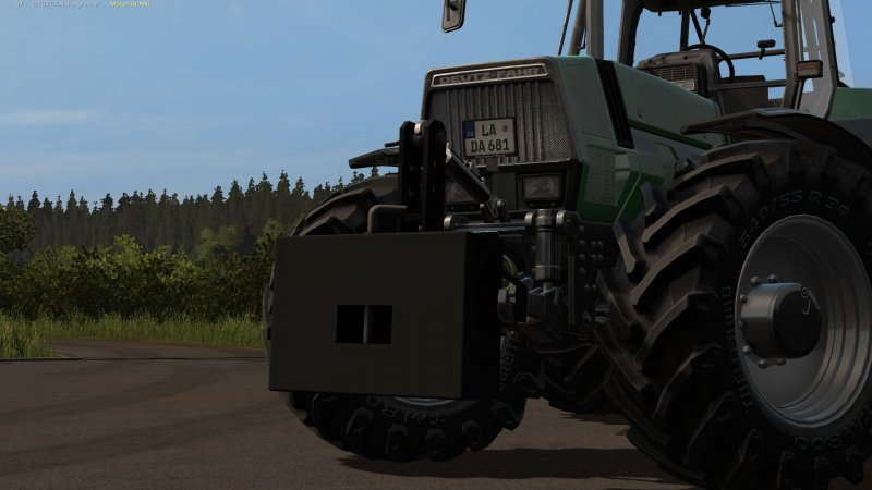 800kg stahl gewicht mod mod for landwirtschafts simulator 17 ls portal. Black Bedroom Furniture Sets. Home Design Ideas