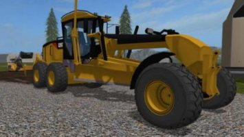 CATERPILLAR 140M FS17