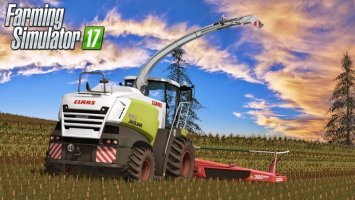 Claas Jaguar 800 Full Pack fs17
