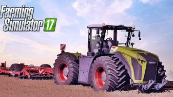 Claas Xerion Full Pack