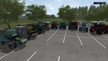COMBINES PACK FS17
