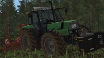 Deutz Agrostar 6.71/6.81 FS17
