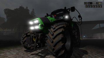 Deutz-Fahr Agrotron 6190 TTV v4 FS17