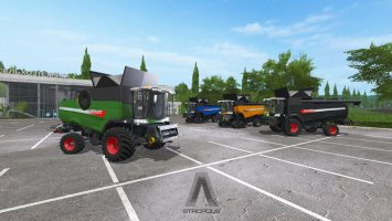 Fendt 9490 X More Realistic FS17