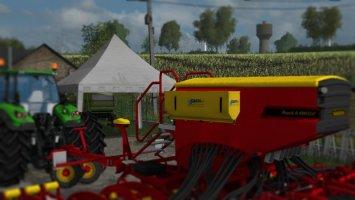 Fertilizer tank Startec MICROFERT FS17